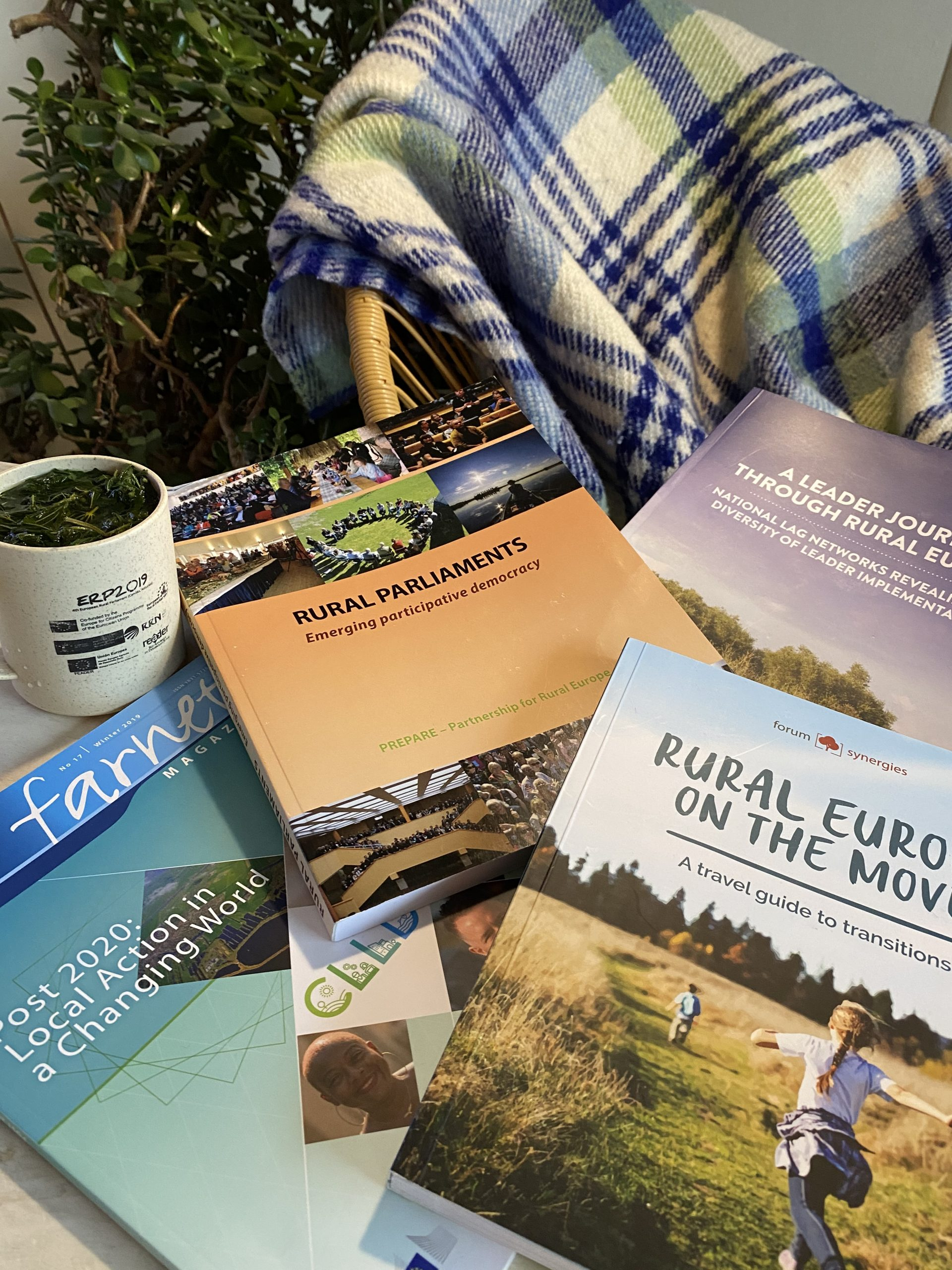Inspirational books about Rural development