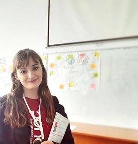 New Activists For Rural Development- Meet Edisona Franca from Kosovo