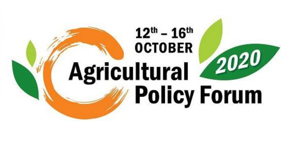 AGRICULTURAL POLICY FORUM 2020: AGRICULTURE AND RURAL DEVELOPMENT POLICY IN THE WESTERN BALKANS IN TIMES OF PANDEMIC