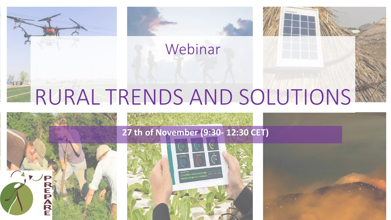 Rural trends and Solutions- Reports and presentations