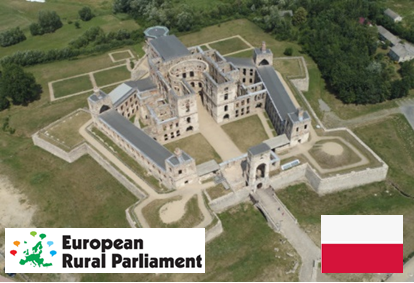 In 2021 European Rural Parliament comes To yhe Central/Eastern Europe For The First Time