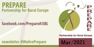 Newsletter #WeArePrepare (Mar 2021)