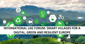 Smart Villages for a Green, Digital and Resilient Europe